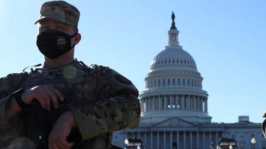 Hạ viện Mỹ hủy họp vì đe dọa tấn công trụ sở Quốc hội