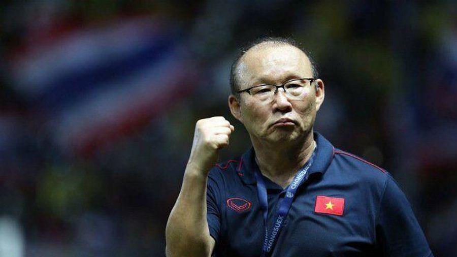Ông Park Hang Seo nói về tham vọng lịch sử của tuyển Việt Nam