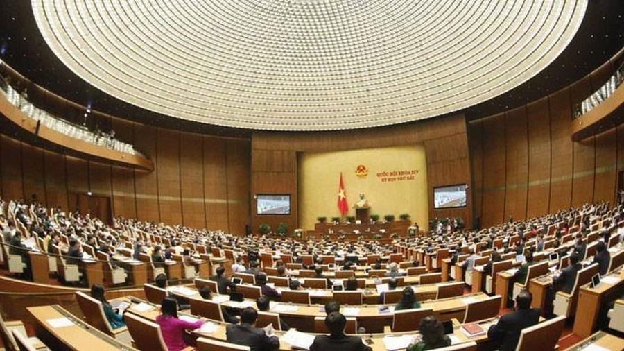 Công bố 184 đơn vị bầu cử đại biểu Quốc hội khóa XV