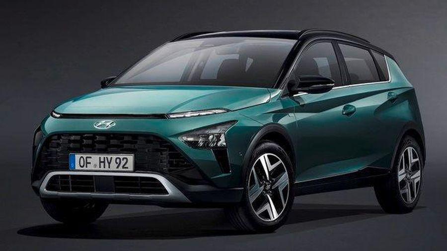 Hyundai Bayon chính thức ra mắt