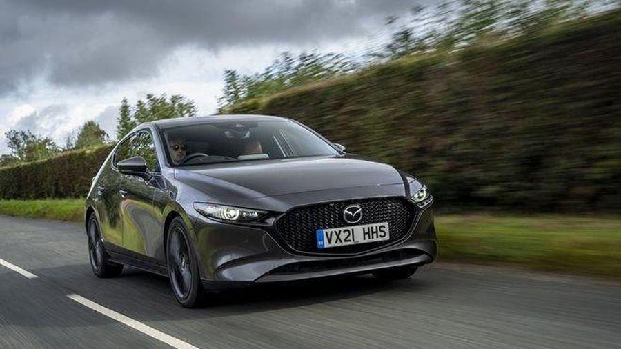 Mazda3 2021 có thêm tùy chọn động cơ e-SkyActiv