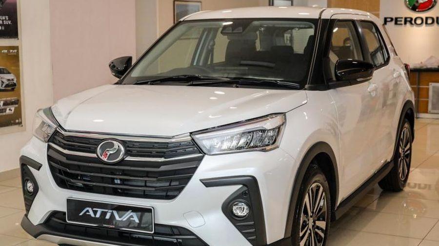 SUV quốc dân của Malaysia 'xịn sò', hợp túi tiền người dân