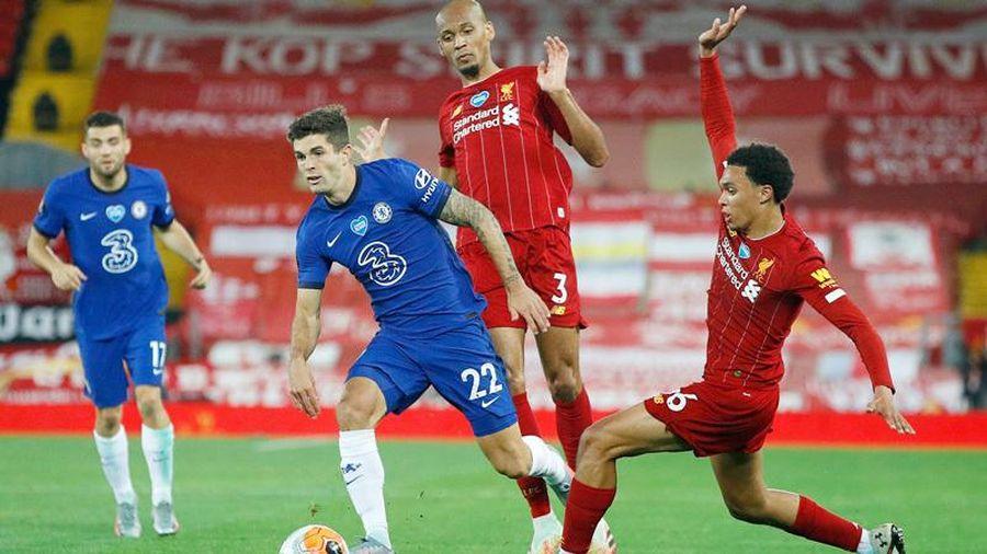 Trực tiếp Liverpool vs Chelsea: Đánh chiếm Anfield