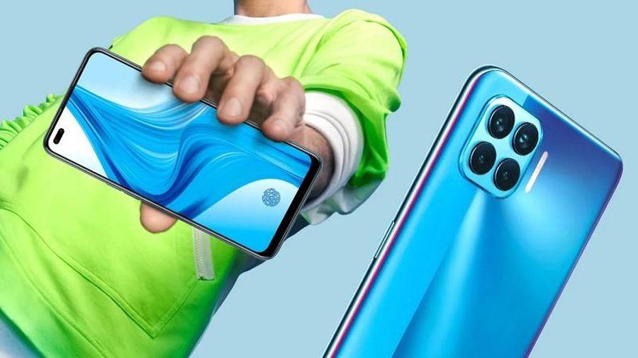 Oppo F19 Pro sẽ ra mắt vào 8/3 với màn hình đục lỗ và cụm 4 camera