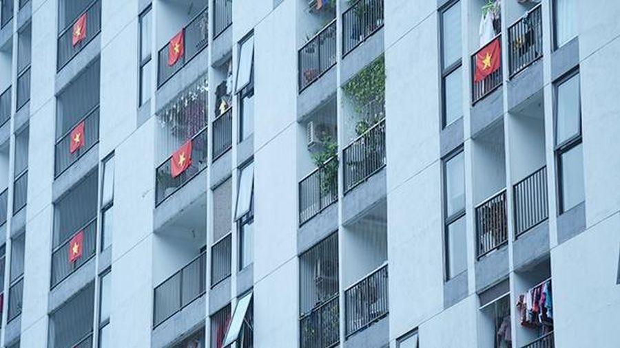 Cư dân chung cư Hà Tĩnh quan tâm biện pháp đảm bảo an toàn cho trẻ
