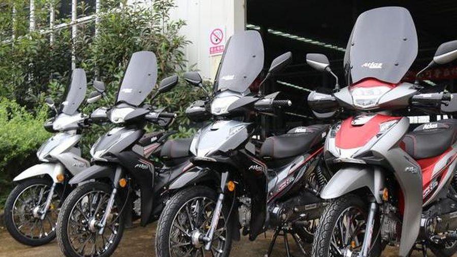 Xe máy Trung Quốc nhái 'vua xe ga' Honda SH, giá cực sốc