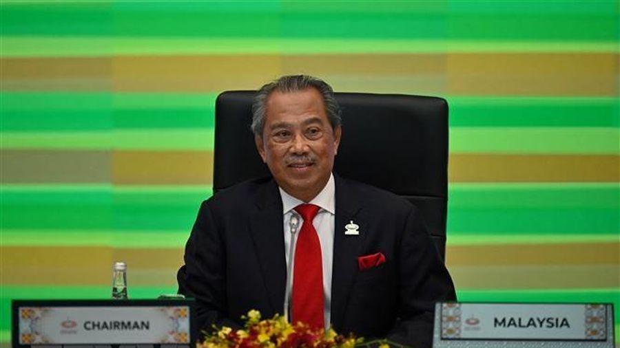 Dấu ấn năm cầm quyền đầu tiên của Thủ tướng Malaysia Muhyiddin