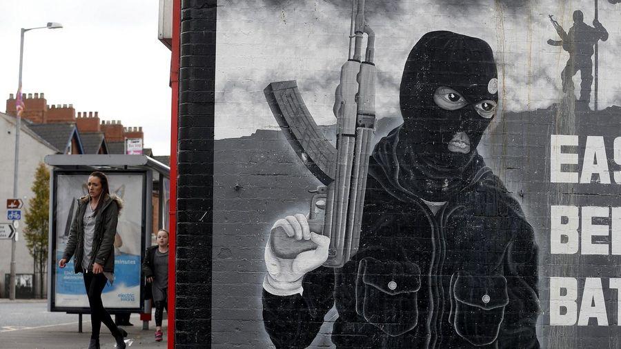 Các tổ chức bán quân sự thân Bắc Ireland rút khỏi thỏa thuận hòa bình
