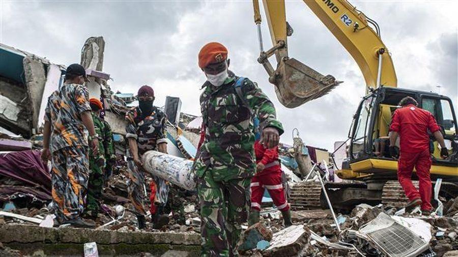 Indonesia lắp đặt thêm 100 hệ thống cảm biến động đất và sóng thần