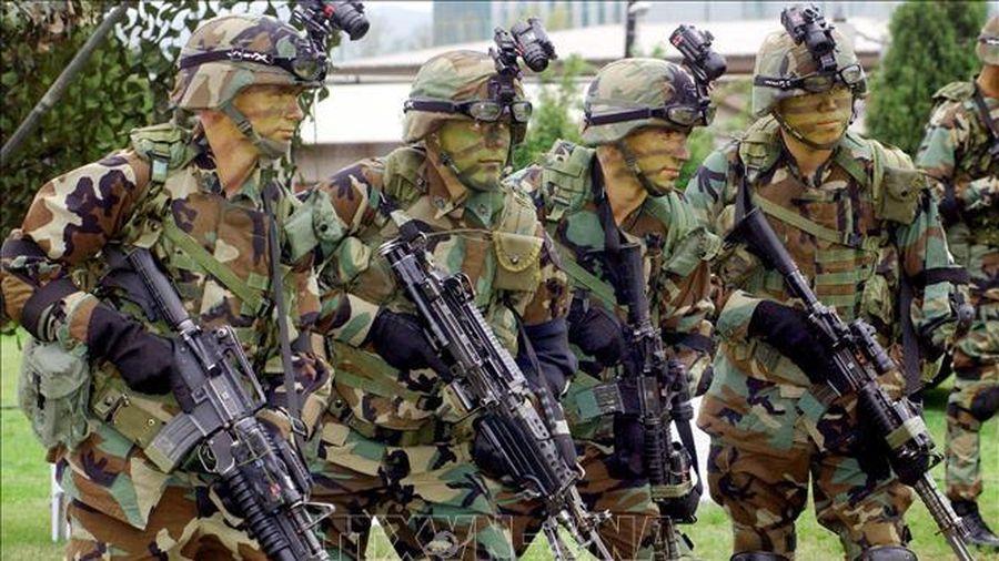 Hàn Quốc thông báo quá trình đàm phán chia sẻ chi phí quốc phòng với Mỹ