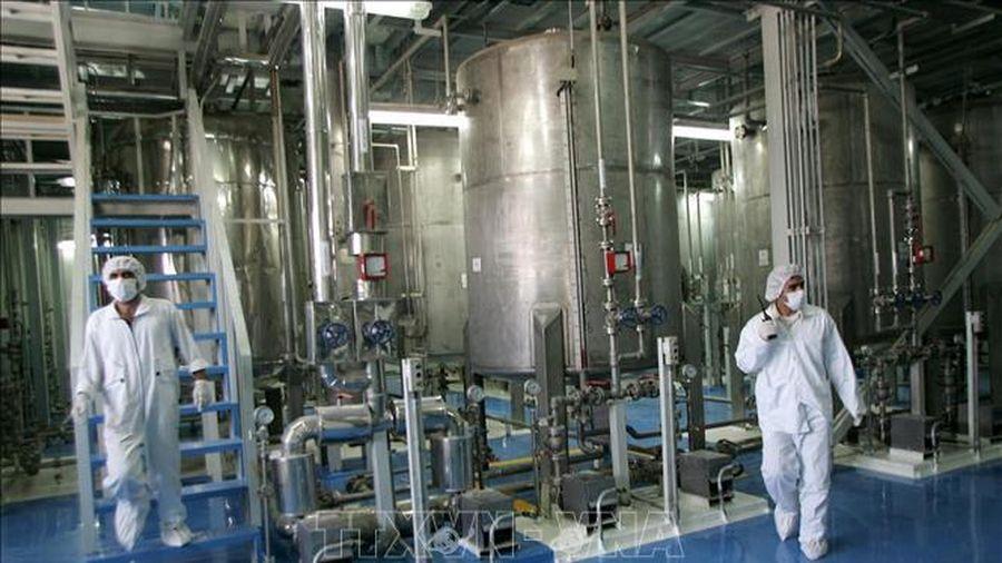 Iran đồng ý 'họp kỹ thuật' với IAEA