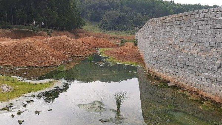 Chính quyền vào cuộc vụ dân tố trại lợn gây ô nhiễm môi trường