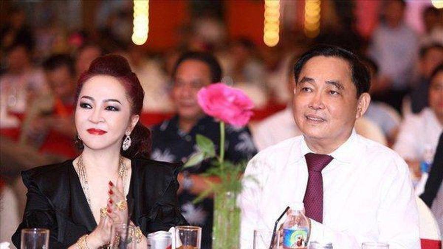 Vợ đại gia Dũng 'lò vôi': 'Tôi là Nguyễn Phương Hằng, tôi đi hiên ngang bên đời anh Dũng'