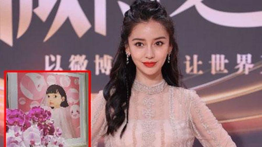Angela Baby công khai 'dằn mặt' Huỳnh Hiểu Hiểu Minh, ám chỉ chồng ngoại tình bên ngoài khiến cô khổ sở?