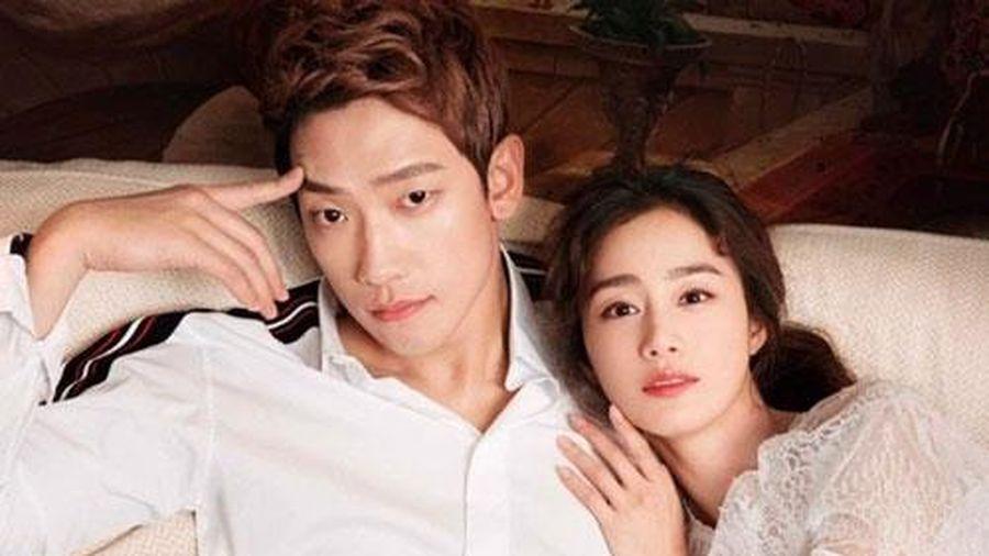 Ông xã Kim Tae Hee tiếc nuối khi có con sớm ngoài kế hoạch