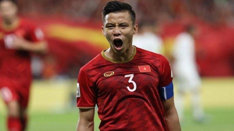 'Đá tảng' tuyển Việt Nam báo tin vui cho nhà vô địch V-League