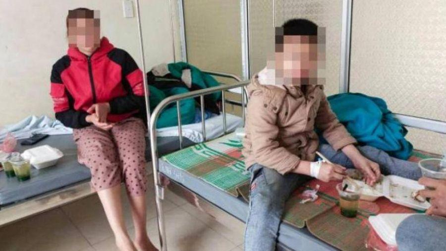 Hà Giang: Lấy mẫu xét nghiệm 32 học sinh bán trú nhập viện sau bữa tối