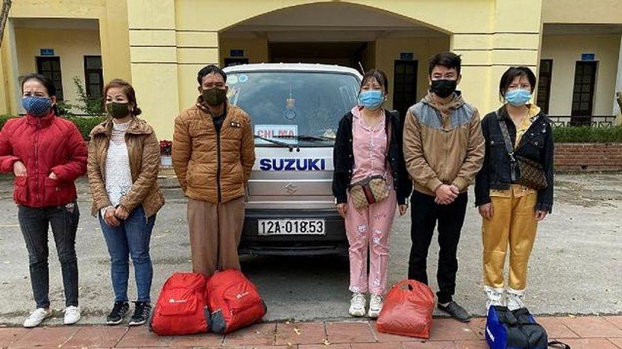 Lạng Sơn: Bắt giữ đối tượng đưa 6 người xuất cảnh trái phép sang Trung Quốc