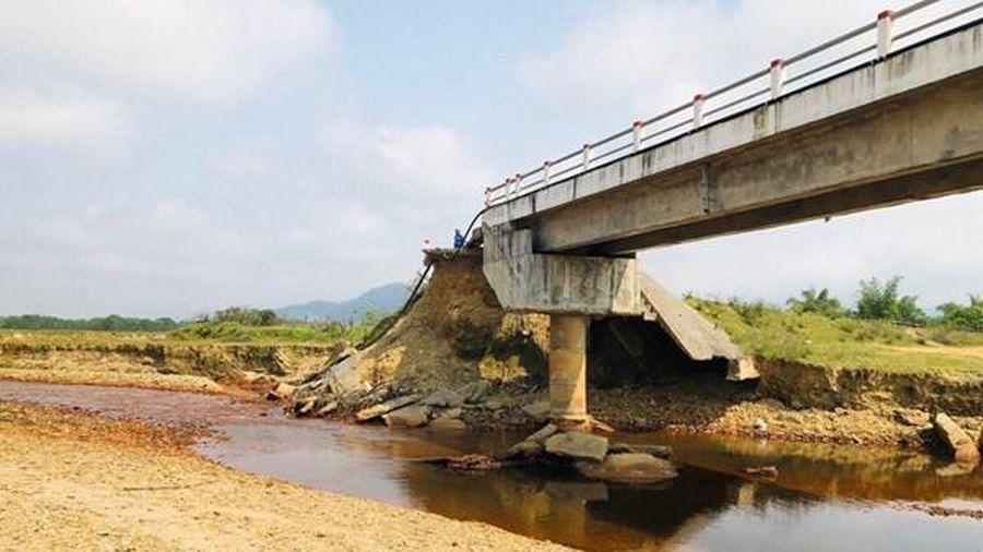 Nhiều cầu dân sinh ở miền núi Thừa Thiên - Huế xuống cấp