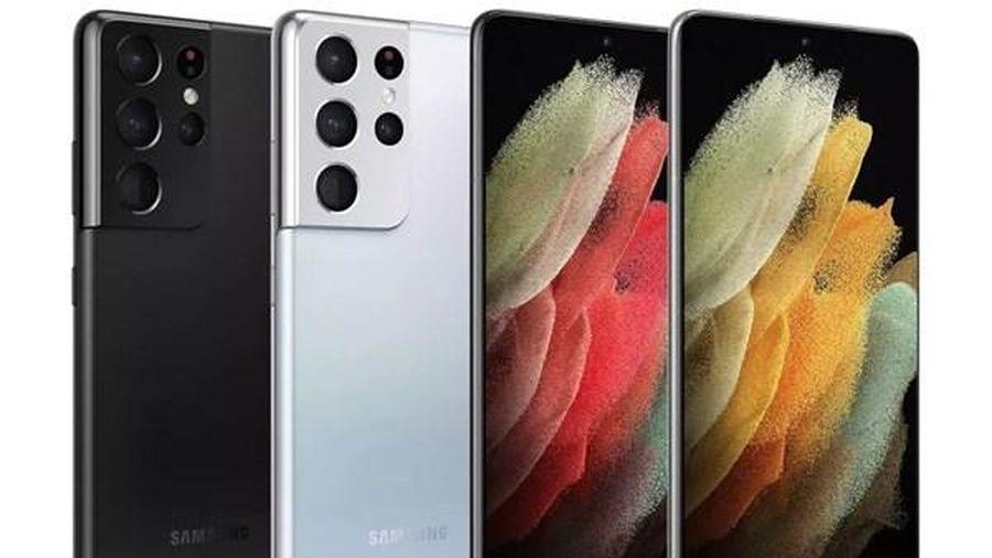 Samsung tiếp tục dẫn đầu thị trường điện thoại thông minh