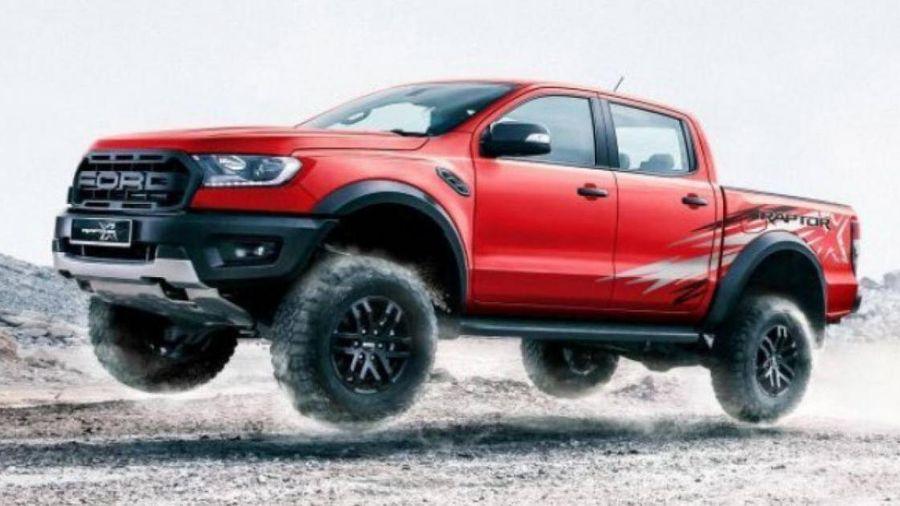 Ford Ranger Raptor X Special Edition ra mắt, giá 1,17 tỷ đồng