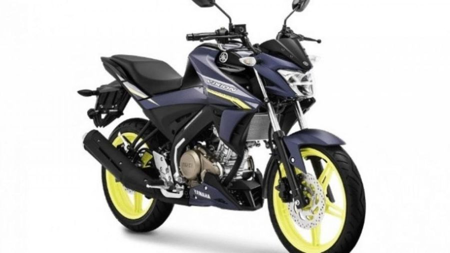 Yamaha Vixion 2021 ra mắt, giá bán 44 triệu đồng