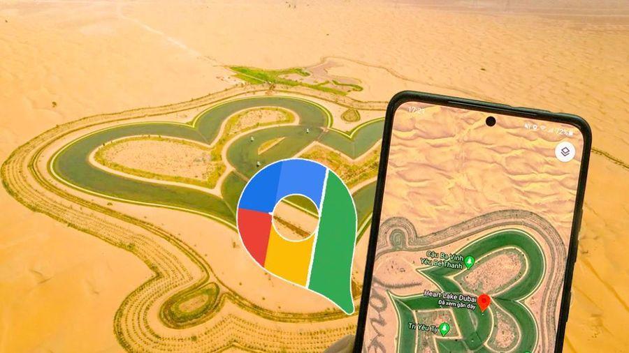 Cư dân mạng Việt Nam 'phá banh' Google Maps chỉ để check-in sống ảo