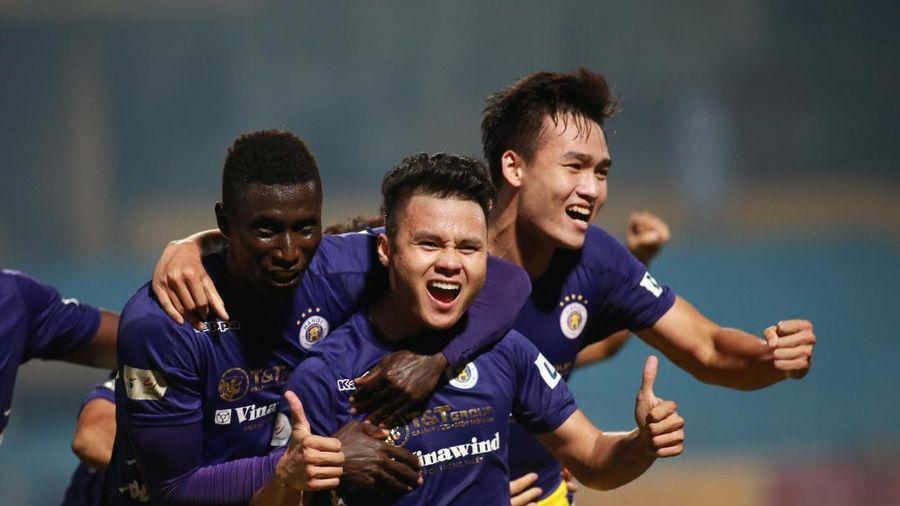Hà Nội FC lọt Top 10 Đông Nam Á về giá trị chuyển nhượng