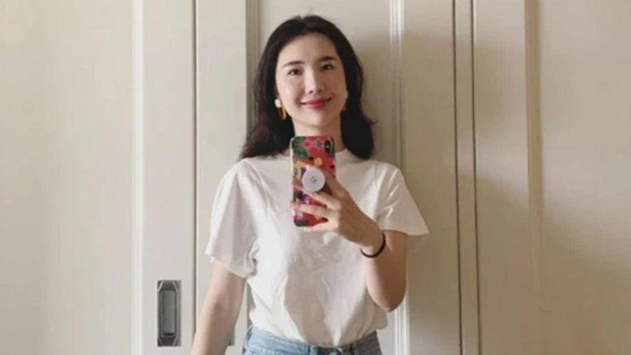 Nhan sắc đỉnh cao của vợ chủ tịch Taobao hậu ly hôn