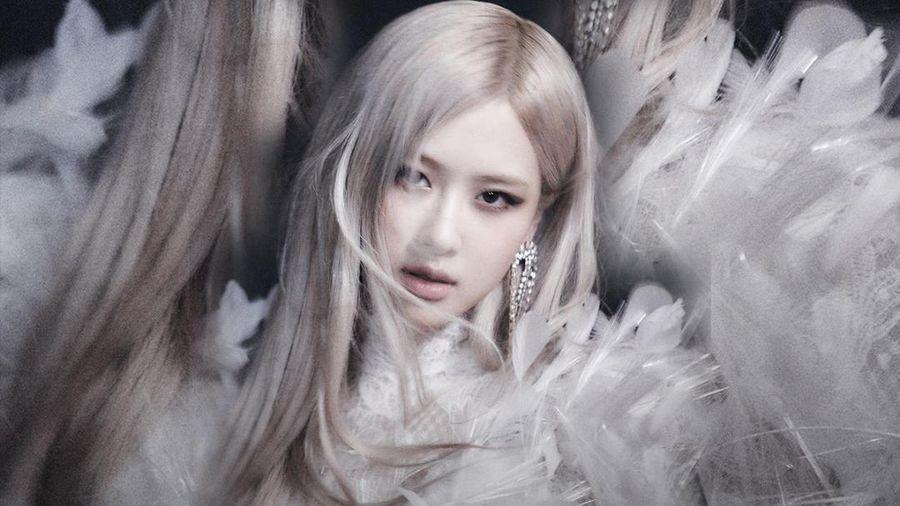 Rosé (BlackPink) nhuộm tóc bạch kim trong lần debut solo: Nhan sắc 'chạm nóc', khó ai đọ được