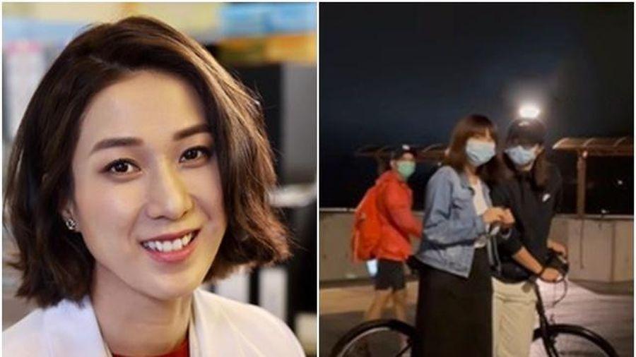 Hết thời, Hoa đán TVB nổi tiếng một thời đứng hát trên phố, chỉ 10 người xem