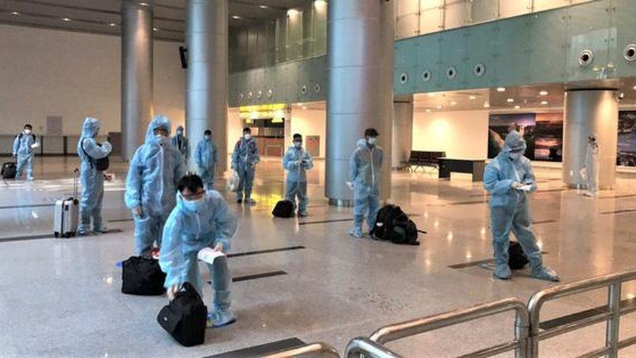 Tránh biểu tình ở Myanmar, Việt Nam thực hiện 2 chuyến bay đưa gần 400 công dân hồi hương