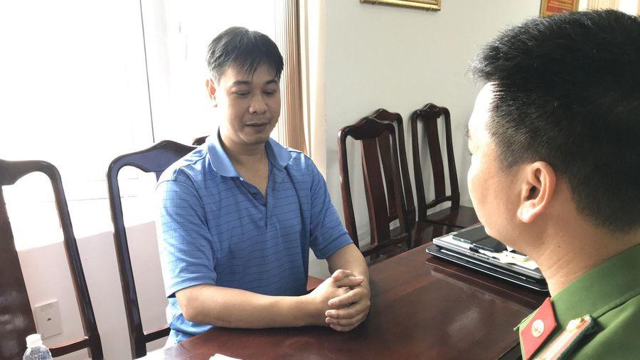 Bắt 5 đối tượng đánh bạc với số tiền hơn 18 tỷ đồng tại Thừa Thiên Huế