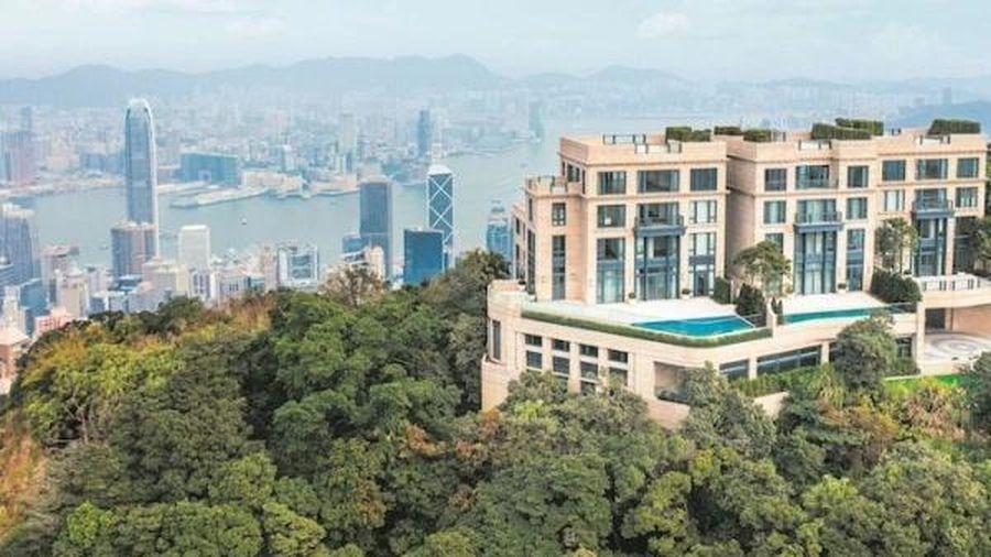 Một căn hộ ở Hồng Kông lập kỷ lục với giá cho thuê 2 triệu USD/năm