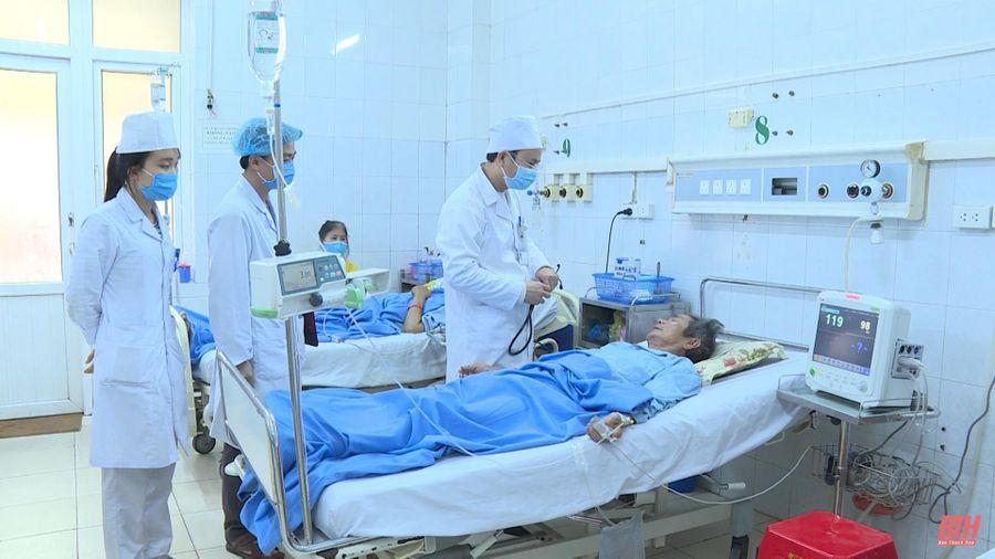 Thanh Hóa: 23 bệnh viện chưa cập nhật tự đánh giá bệnh viện an toàn COVID - 19
