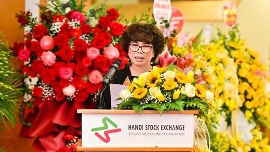 Chỉ với hơn 30 triệu cổ phiếu Bac A Bank, madam Thái Hương vẫn có số má trên thị trường chứng khoán