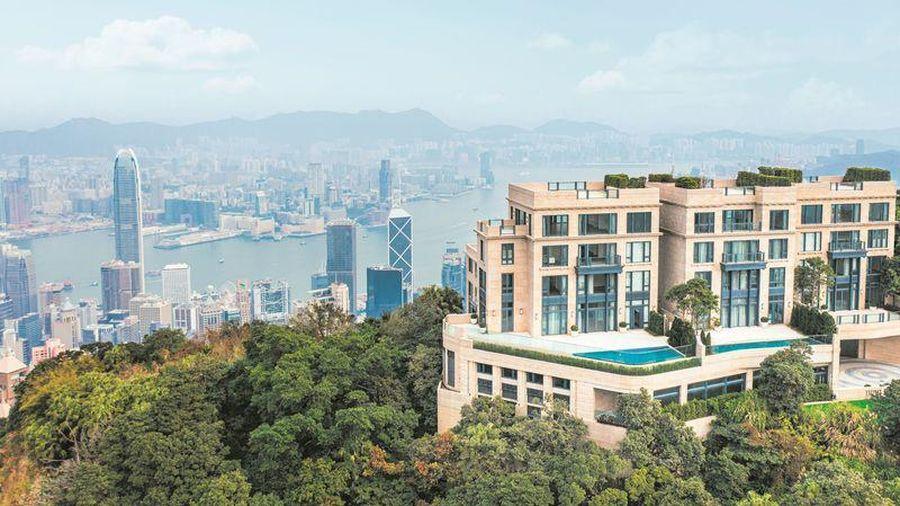 Một căn nhà ở Hồng Kông cho thuê với giá kỷ lục hơn 2 triệu USD/năm