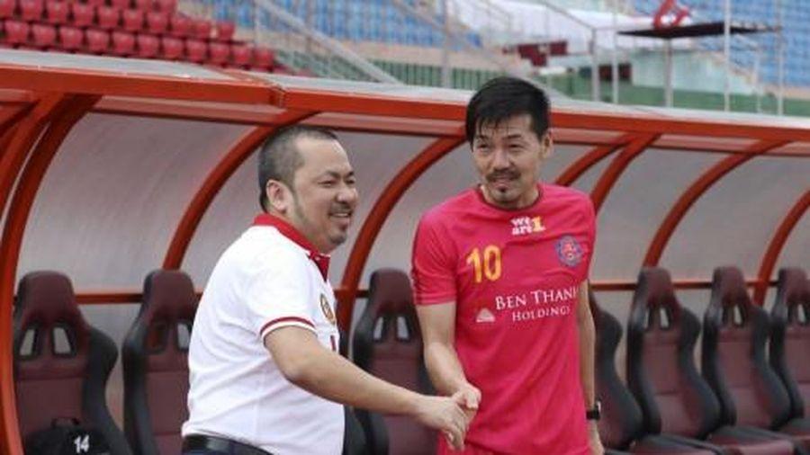 Sài Gòn FC với khát vọng nâng tầm Bóng đá Việt