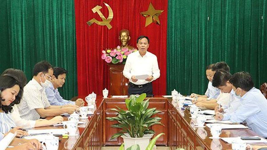 Thu hồi gần 47ha đất cho Khu công nghiệp Thạnh Phú