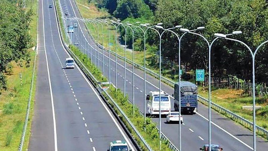 Sẽ giảm mức đầu tư 2 dự án thành phần cao tốc Bắc - Nam