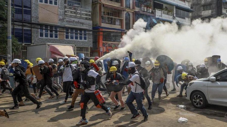 Đặc phái viên LHQ: 38 người chết trong các cuộc biểu tình ở Myanmar trong 1 ngày