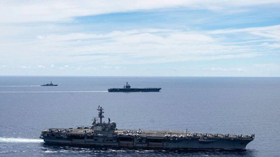 Mỹ hoan nghênh Đức điều tàu chiến tới Biển Đông