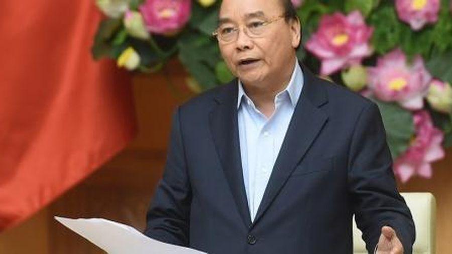 Thủ tướng: Bộ Công thương trình phương án xử lý dự án Bột giấy Phương Nam trước 10/3