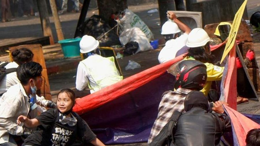Cái chết của cô gái 19 tuổi và cơn giận dữ của người Myanmar
