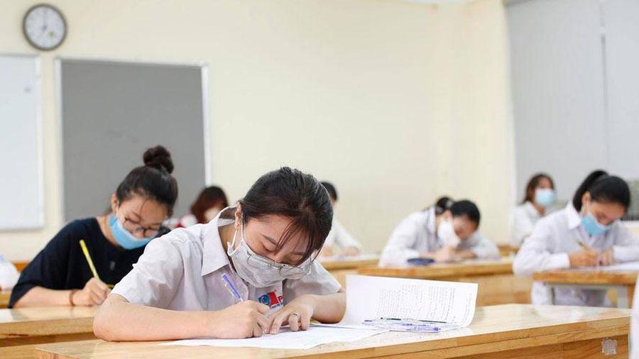 Giữ ổn định kỳ thi tốt nghiệp trung học phổ thông năm 2021