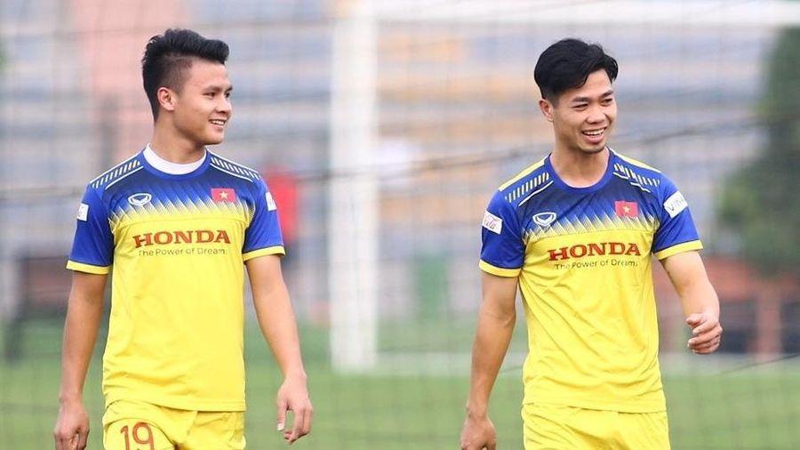 ĐT Việt Nam 99% sẽ đá vòng loại World Cup 2022 ở UAE