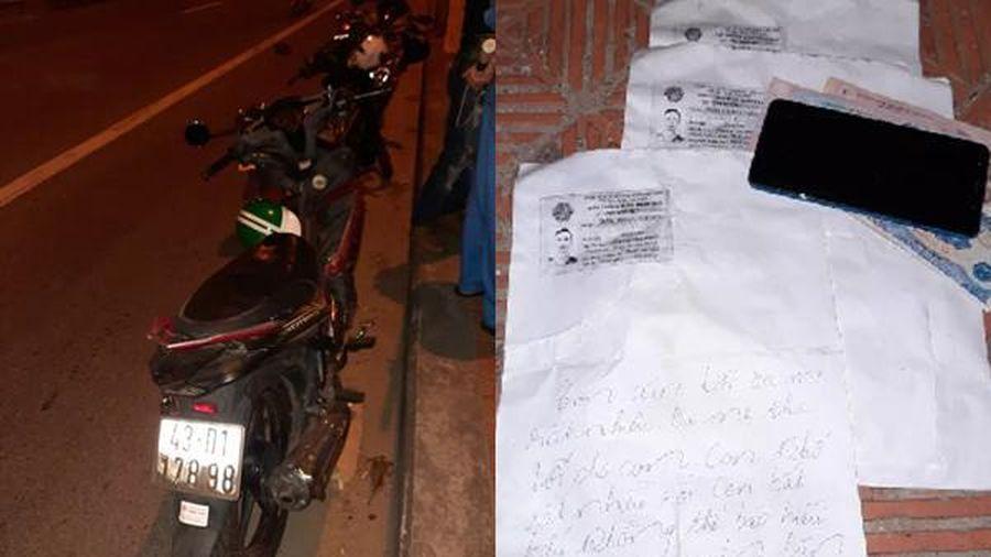 Đà Nẵng: Truy tìm người điều khiển xe ôm công nghệ mất tích