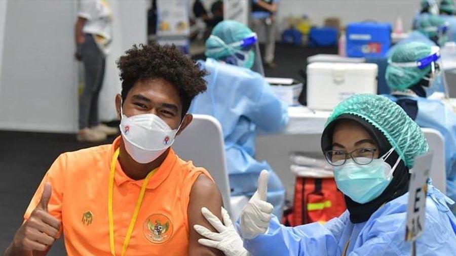 Đội tuyển VN vẫn phải chờ kế hoạch tiêm vaccine phòng COVID-19