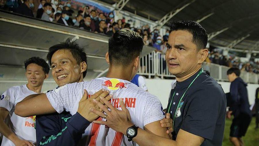 Trận HA Gia Lai - Bình Định dự kiến đón khán giả vào sân