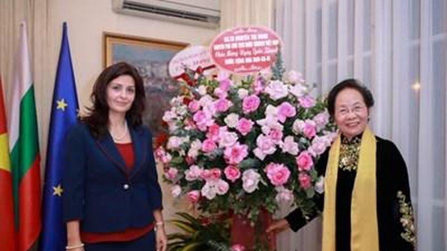 Kỷ niệm 143 năm Quốc khánh Cộng hòa Bulgaria tại Việt Nam